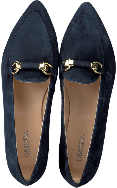 Blauwe OMODA Loafers 722OM  - large