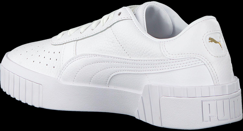 7e0f3cda597 Witte PUMA Sneakers CALI. PUMA. Previous