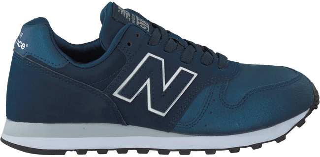 blauwe NEW BALANCE Sneakers WL373 DAMES  - large