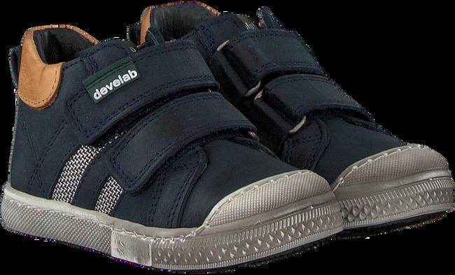 Blauwe DEVELAB Sneakers 41679 - large