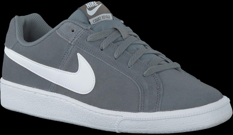 Nike Nike Chaussures En Daim Gris Cour XlWpCo