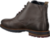 Grijze CYCLEUR DE LUXE Veterboots OFFICER - small