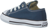 Blauwe CONVERSE Sneakers CHUCK TAYLOR AS OX INF - small