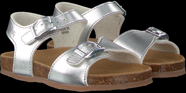 Zilveren KIPLING Sandalen EASY 50 | Omoda
