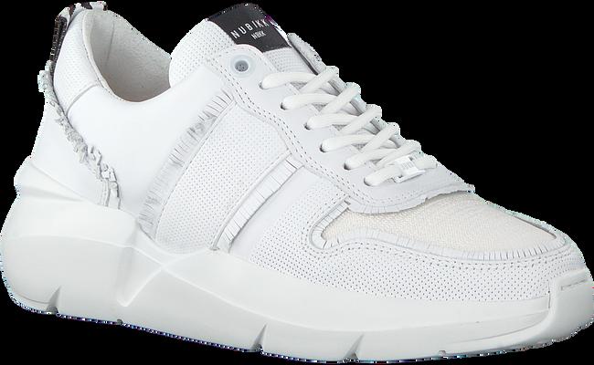Witte NUBIKK Sneakers LUCY FRINGE  - large