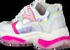 Witte BRAQEEZ Lage sneakers BRITT BALE  - small
