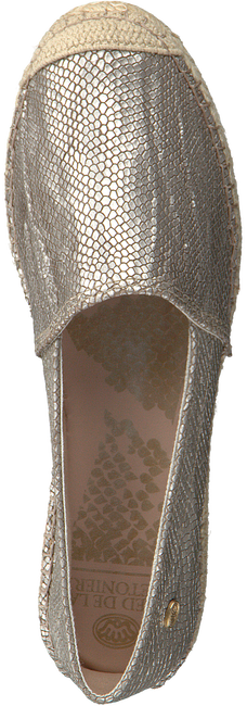 Taupe FRED DE LA BRETONIERE Espadrilles 152010175 - large