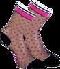Zwarte MARCMARCS Sokken FENNA  - small