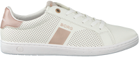 Witte BJORN BORG Sneakers T307 LOW PRF MET T  - medium