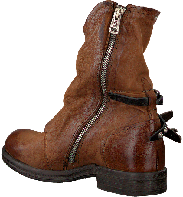 Cognac A.S.98 Biker boots 207235 - large