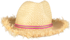 Beige LE BIG Hoed JOVI HAT - small
