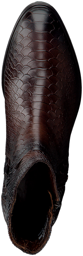 Bruine OMODA Enkellaarsjes MISURA  - larger