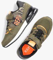 Groene REPLAY Lage sneakers BLAZEN  - medium