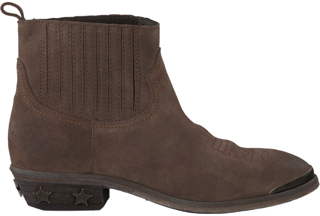 Taupe CATARINA MARTINS Chelsea boots DANIE STAR  - large