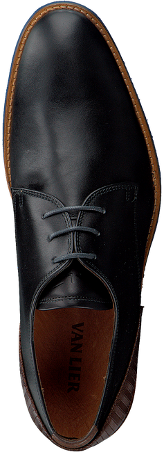 Zwarte VAN LIER Nette schoenen 1915310  - large