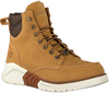 Camelkleurige TIMBERLAND Veterboots MTRC MOCCASIN TOE - small