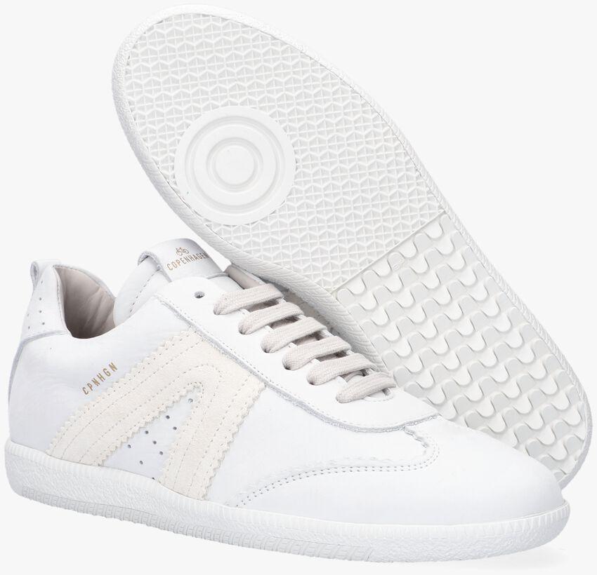 Witte COPENHAGEN STUDIOS Lage sneakers CPH413  - larger