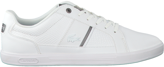 Witte LACOSTE Sneakers EUROPA  - large