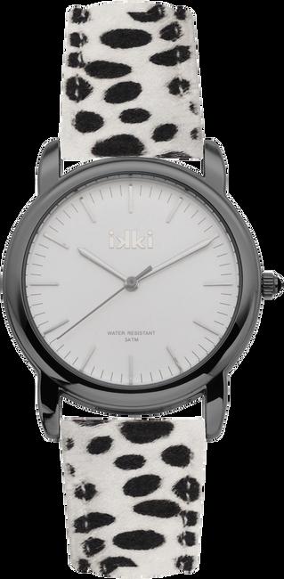 Zwarte IKKI Horloge LEVI  - large