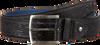 Zwarte FLORIS VAN BOMMEL Riem 75202  - small