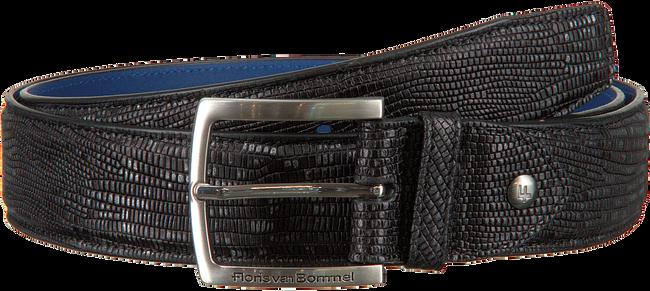 Zwarte FLORIS VAN BOMMEL Riem 75202  - large