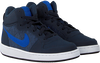 Blauwe NIKE Sneakers COURT BOROUGH MID (KIDS) - small
