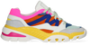 Multi WYSH Lage sneakers TATUM  - small