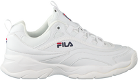 Witte FILA Sneakers RAY LOW WMN  - medium