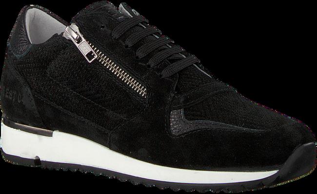 Zwarte RED-RAG Sneakers 76560  - large