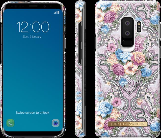 Roze IDEAL OF SWEDEN Telefoonhoesje FASHION CASE GALAXY S9 PLUS - large