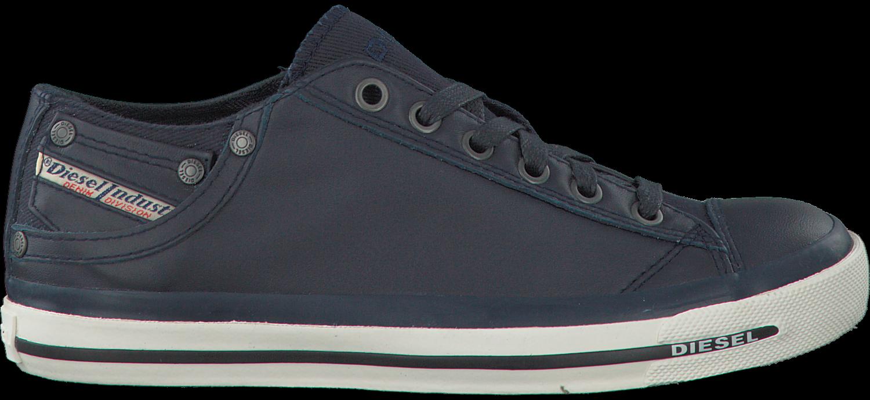 Chaussures De Sport Bleu Exposition Diesel Magnete 5Tp56dm6