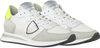 Witte PHILIPPE MODEL Lage sneakers TRPX L D  - small