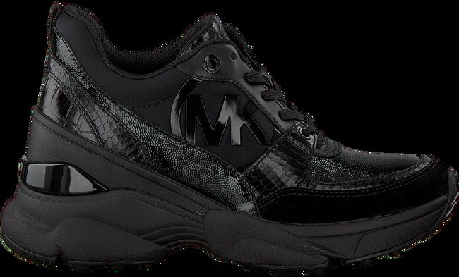 Zwarte MICHAEL KORS Lage sneakers MICKEY TRAINER  - large