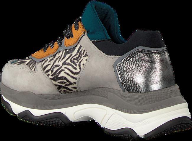 Grijze BRONX Sneakers 66167 - large