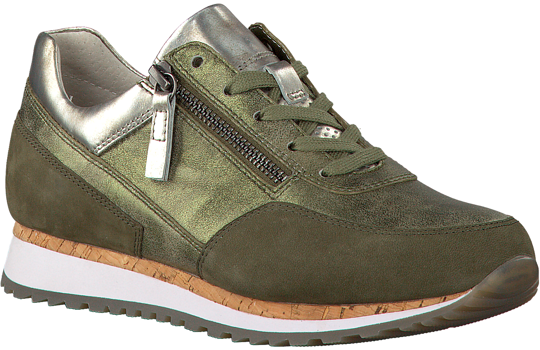 Gabor Chaussures De Sport Vert 318 ozgcnY1lzp