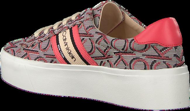 Roze CALVIN KLEIN Lage sneakers JINJER  - large