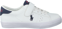 Witte POLO RALPH LAUREN Lage sneakers THERON PS  - medium