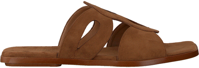 Cognac MIREIA PLAYÀ Slippers FRIDA  - large