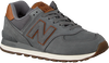 Grijze NEW BALANCE Sneakers 738041-60  - small
