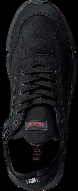 Zwarte RED RAG Sneakers 15549 - large