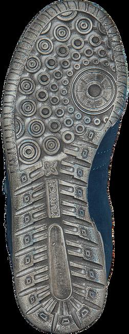 Blauwe MUNICH Sneakers G3 VELCRO - large