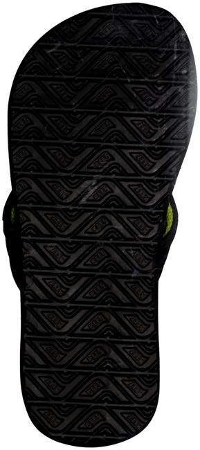 Zwarte REEF Slippers R2345  - large