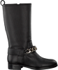 Zwarte OMODAXMANON Lange laarzen ABB2818  - small