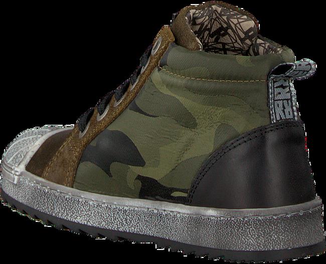 Groene RED RAG Sneakers 15525 - large