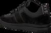 Zwarte NUBIKK Sneakers YEYE MAZE - small