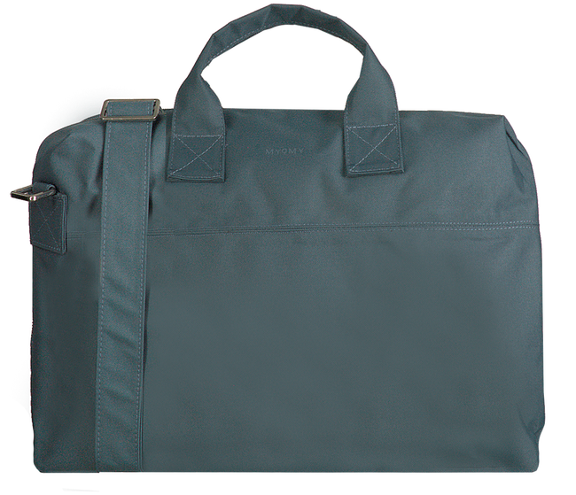 Blauwe MYOMY Laptoptas MY PHILIP BAG BUSINESS  - large