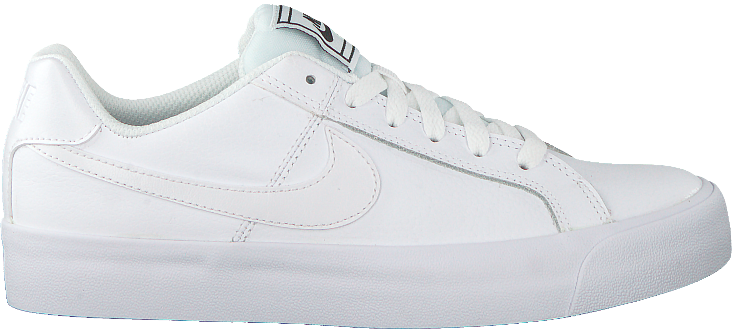 1219fc67dae Witte NIKE Sneakers COURT ROYALE AC WMNS - large. Next