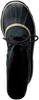 Zwarte SOREL Enkelboots CARIBOU WL  - small