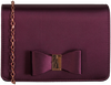 Paarse TED BAKER Clutch EVEELYN - small