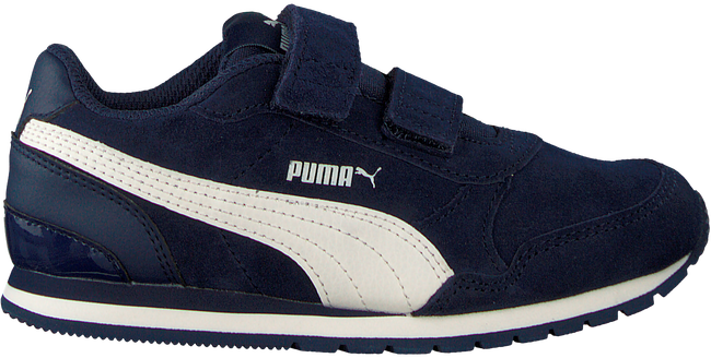 Blauwe PUMA Sneakers ST RUNNER V2 SD PS - large